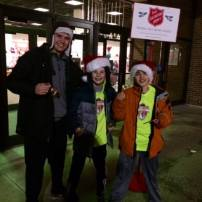 JJ and kids(salvation army)